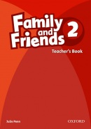 Family and Friends 2 Teacher's Book - metodická príručka (International) (Simmons, N.)