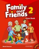 Family and Friends 2 Class Book - učebnica (2019 bez CD) (Simmons, N.)