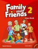Family and Friends 2 Class Book and MultiROM (Simmons, N.)