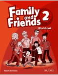 Family and Friends 2 Workbook - pracovný zošit (Simmons, N.)