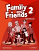 Family and Friends 2 Workbook (Simmons, N.)