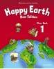 Happy Earth 1, New Edition Class Book (B. Bowler, S. Parminter)