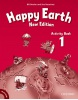 Happy Earth 1, New Edition Activity Book and MultiROM Pack (B. Bowler, S. Parminter)