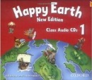 Happy Earth 1, New Edition Audio CD (B. Bowler, S. Parminter)