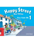 Happy Street 1, New Edition Audio CD (S. Maidment, L. Roberts)