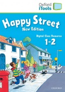 Happy Street, New Edition iTools (Level 1 + 2) (S. Maidment, L. Roberts)