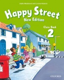 Happy Street 2, New Edition Class Book (S. Maidment, L. Roberts)
