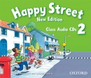 Happy Street 2, New Edition Audio CD (S. Maidment, L. Roberts)