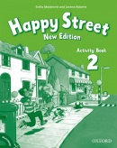 Happy Street 2, New Edition Activity Book and MultiROM Pack (S. Maidment, L. Roberts)