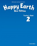 Happy Earth 2, New Edition Teacher's Book (B. Bowler, S. Parminter)