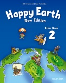 Happy Earth 2, New Edition Class Book (B. Bowler, S. Parminter)