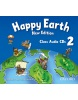 Happy Earth 2, New Edition Audio CD (B. Bowler, S. Parminter)