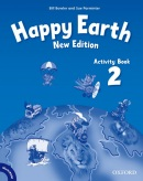 Happy Earth 2, New Edition Activity Book and MultiROM Pack (B. Bowler, S. Parminter)