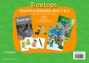 Treetops 1 & 2 Teacher's Resource Pack (Howell, S. - Kester-Dodgson, L.)