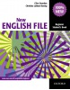New English File Beginner Student's Book (Oxenden, C. - Latham-Koenig, Ch.)