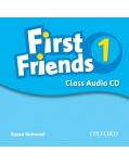 First Friends 1 Class Audio CD (S. Iannuzzi)