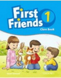 First Friends 1 Class Book + CD - učebnica (S. Iannuzzi)