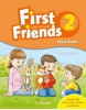 First Friends 2 Class Book + CD - učebnica (S. Iannuzzi)