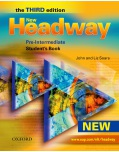 New Headway, 3rd Edition Pre-Intermediate Student's Book (Soars, J. + L.)