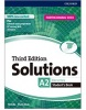 Maturita Solutions, 3rd Elementary Student's Book with Online Pack - Učebnica
