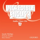 Incredible English 2 Class Audio CDs (Phillips, S. - Morgan, M. - Slattery, M.)