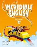 Incredible English 4 Class Book (Phillips, S. - Morgan, M. - Slattery, M.)