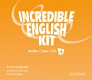 Incredible English 4 Class Audio CDs (Phillips, S. - Morgan, M. - Slattery, M.)