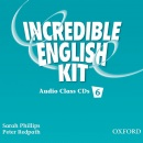 Incredible English 6 Class Audio CDs (Phillips, S. - Morgan, M. - Slattery, M.)