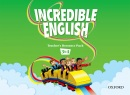 Incredible English 3&4 Teacher's Resource Pack (Phillips, S. - Morgan, M. - Slattery, M.)
