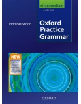 Oxford Practice Grammar Intermediate - With Key and CD-ROM (Eastwood, J.)