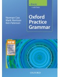 Oxford Practice Grammar Basic - With Key and CD-ROM (Paterson, K. - Harrison, M. - Coe, N.)