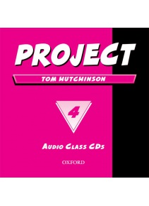 Project 4 Class Audio CDs (Hutchinson, T.)