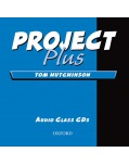 Project Plus Class Audio CDs (Hutchinson, T.)