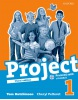 Project, 3rd Edition 1 Workbook SK (Hutchinson, T.)