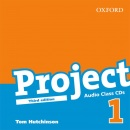 Project, 3rd Edition 1 Class Audio CDs (Hutchinson, T.)