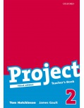 Project, 3rd Edition 2 Teacher's Book (Hutchinson, T.)