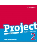 Project, 3rd Edition 2 Class Audio CDs (Hutchinson, T.)