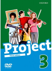 Project, 3rd Edition 3 DVD (Hutchinson, T.)