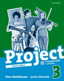 Project, 3rd Edition 3 Workbook SK (Hutchinson, T.)