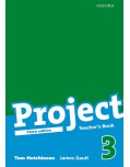 Project, 3rd Edition 3 Teacher's Book (Hutchinson, T.)