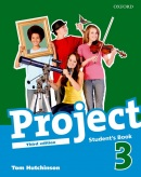 Project, 3rd Edition 3 Student's Book (Hutchinson, T.)