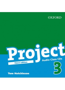 Project, 3rd Edition 3 Class Audio CDs (Hutchinson, T.)
