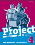 Project, 3rd Edition 4 Workbook SK (Hutchinson, T. - Edwards, L.)