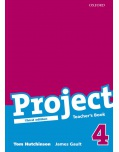 Project, 3rd Edition 4 Teacher's Book (Hutchinson, T.)