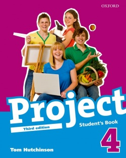 Project, 3rd Edition 4 Student's Book (Hutchinson, T.)