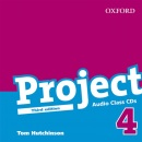 Project, 3rd Edition 4 Class Audio CDs (Hutchinson, T.)