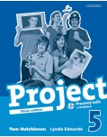 Project, 3rd Edition 5 Workbook SK (Hutchinson, T.)