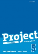 Project, 3rd Edition 5 Teacher's Book (Hutchinson, T.)