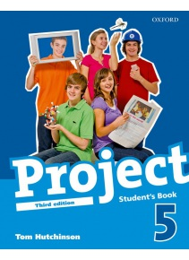 Project, 3rd Edition 5 Student's Book (Hutchinson, T.)