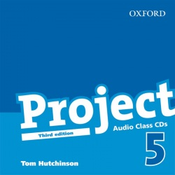 Project, 3rd Edition 5 Class Audio CDs (Hutchinson, T.)